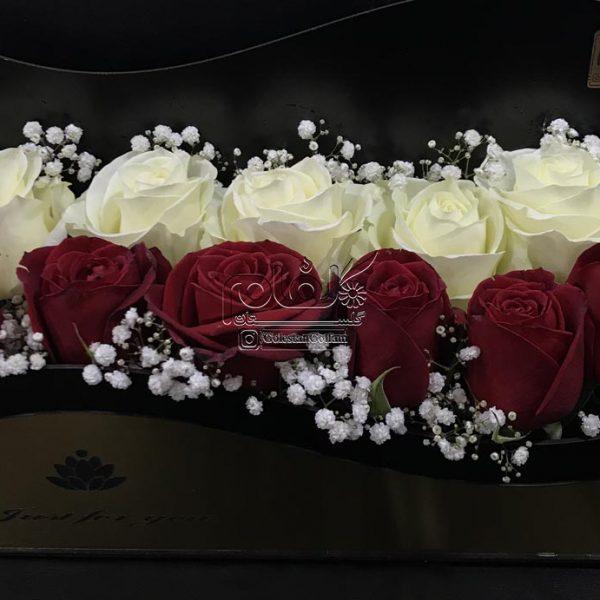 باکس گل مستطیل